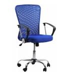 Scaun-birou-OFF-622-albastru