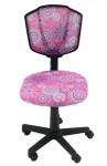 Scaune birou copii OFF 329 roz