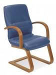 scaun de birou linea extra cf lb albastru