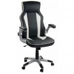 Scaun-de-birou-ergonomic-OFF-311-negru-1