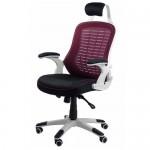 Scaun-ergonomic-de-birou-OFF-904-negru